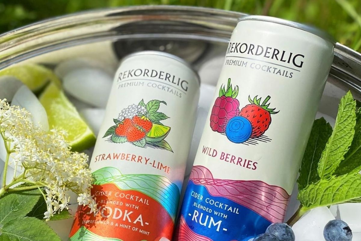 canned vodka