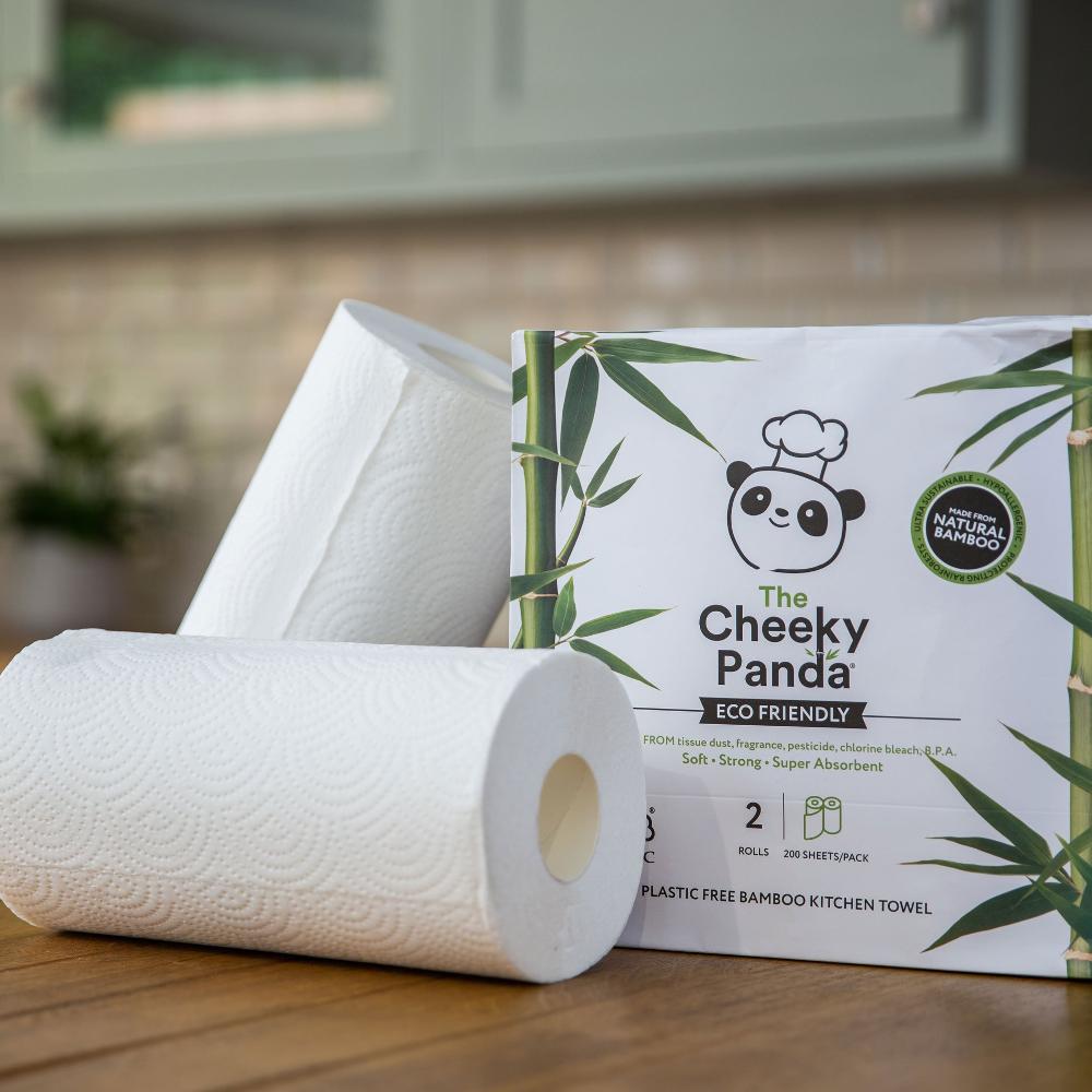 Cheeky panda lifestyle
