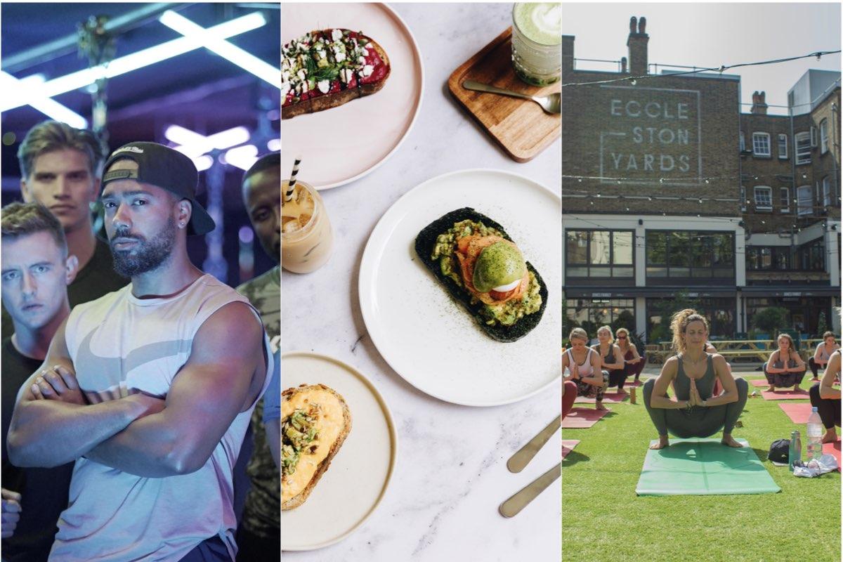Eccleston Yards Hosts Wellness Weekenders in August 2021