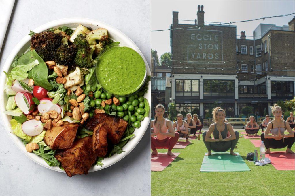 Wellness Weekenders At Eccleston Yards