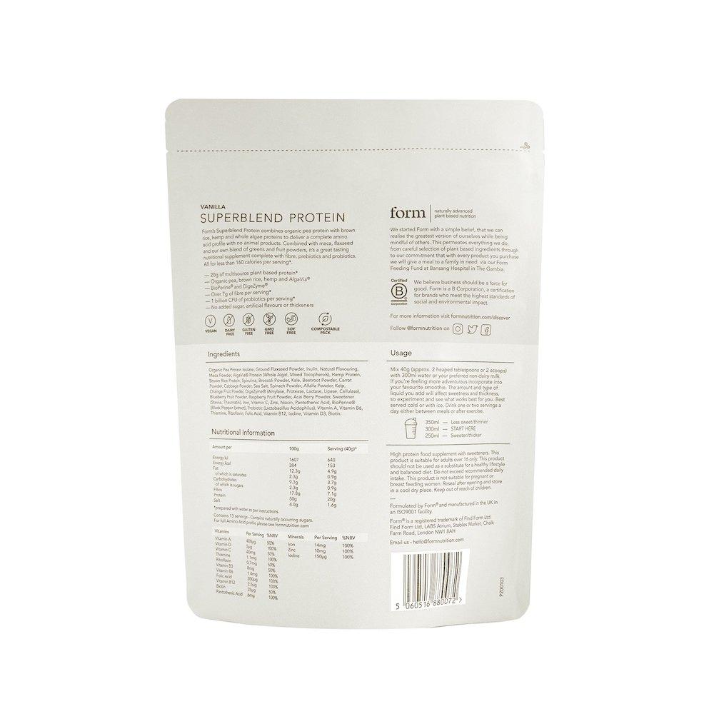 Form-Superblend-Protein-Vanilla-520g