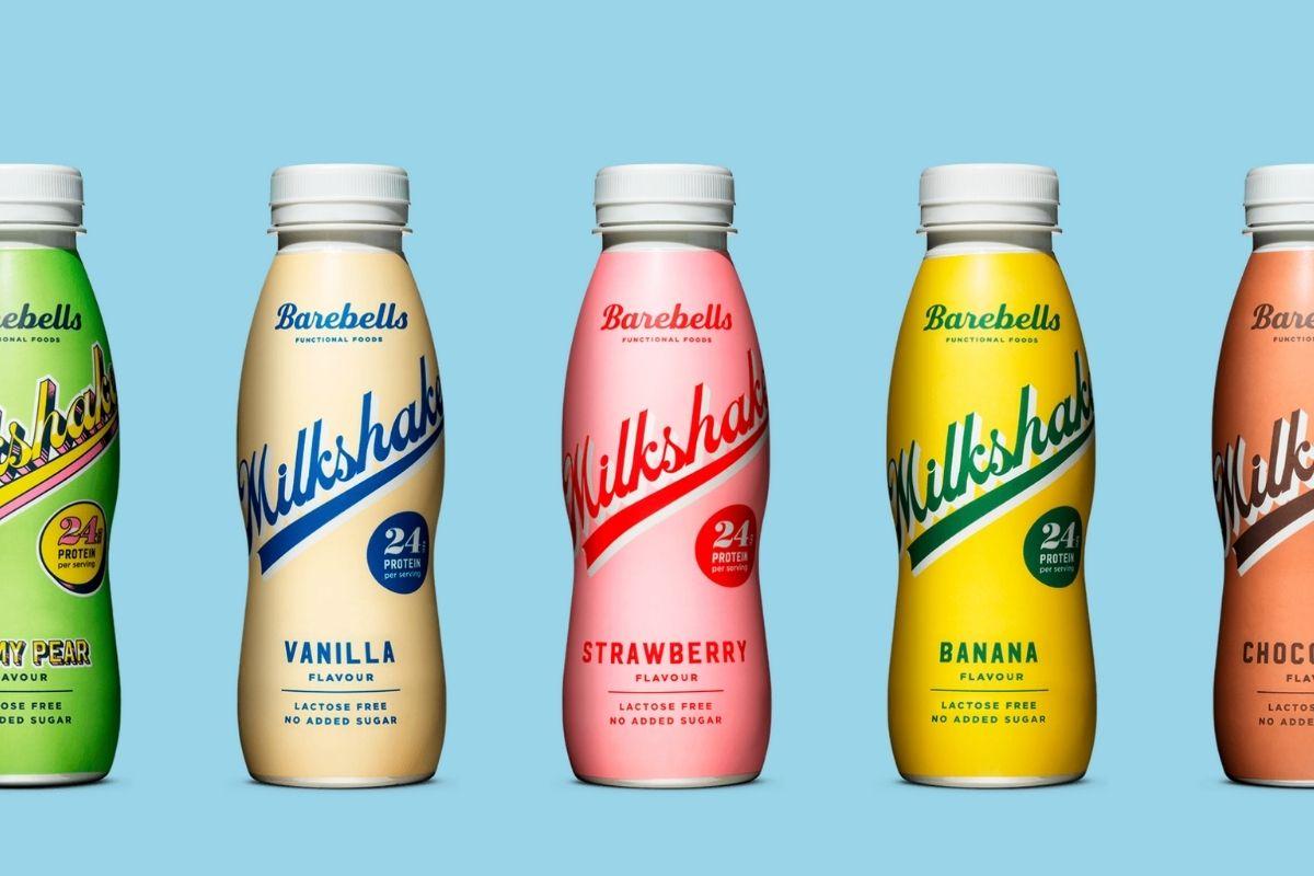 protein milkshakes