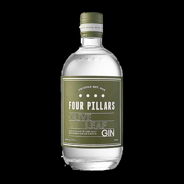 Olive gin