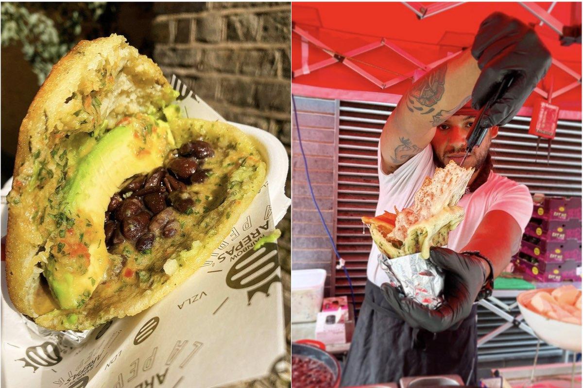 The Best Street Food In London 2021 Healthy