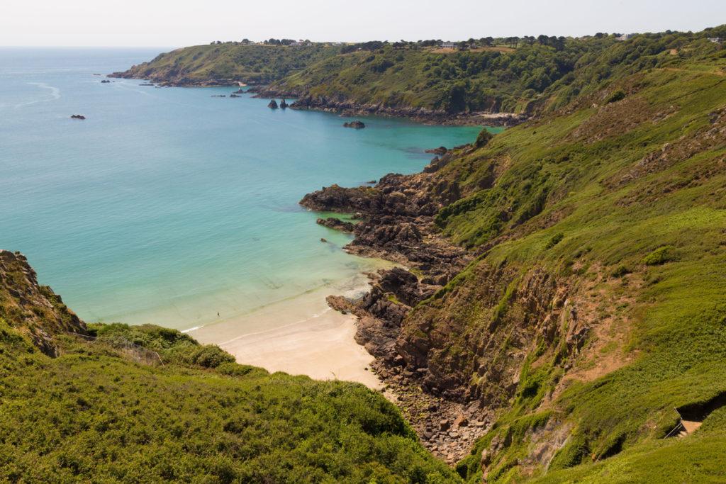 A Green List Getaway to Guernsey