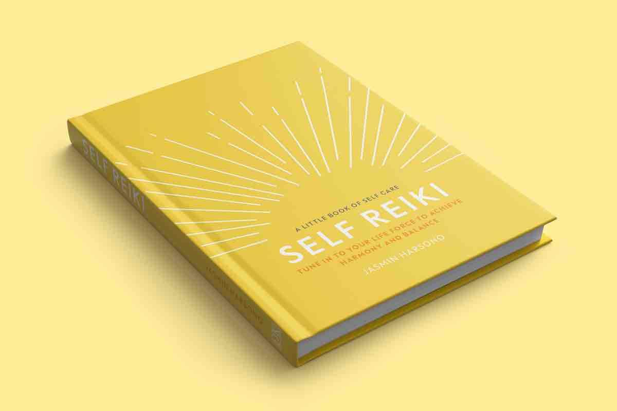 SELF REIKI BOOK