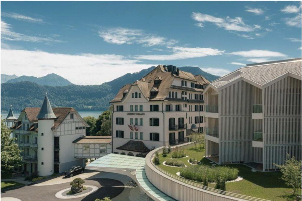 This Medi-Spa In Switzerland Will Fix Your 'Coronasomnia'