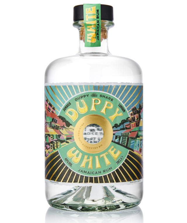 Duppy White Rum
