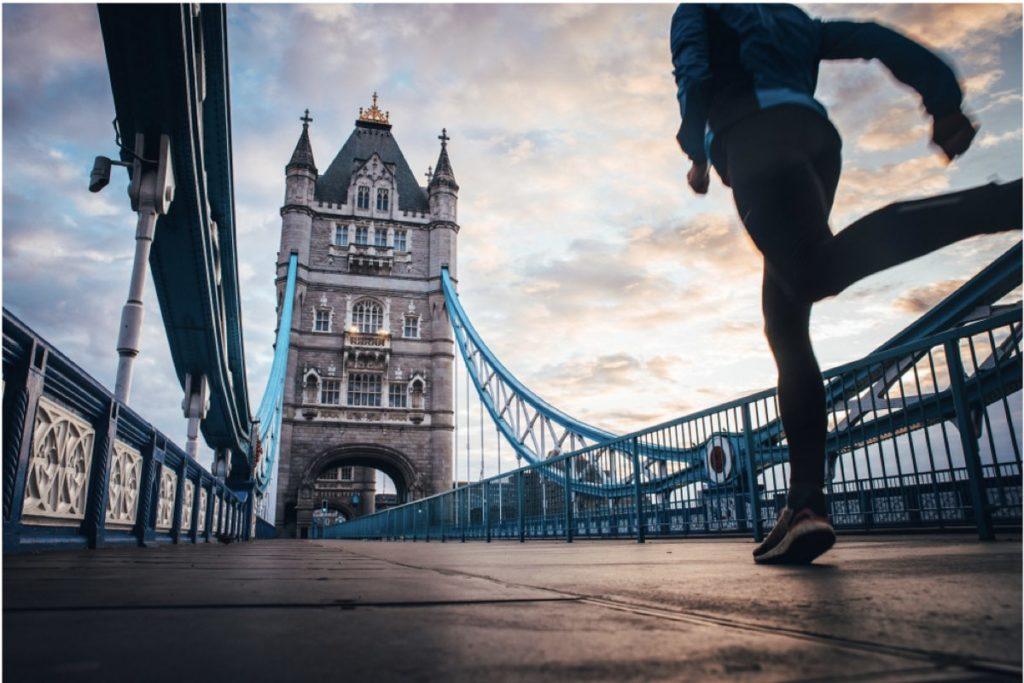 Training For A Marathon - London Marathon